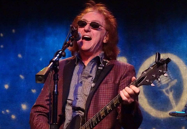 Denny Laine plays his songs from Moody Blues, Wings – Tahoe