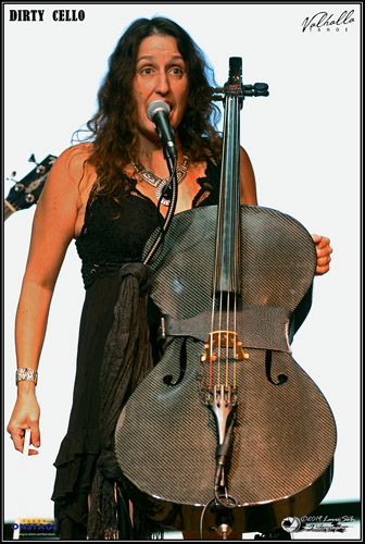 Rabecca Roudman and Dirt Cello