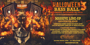 Bass Ball Halloween