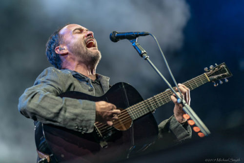 Dave Matthews photo by Michael Smyth / Tahoe Onstage