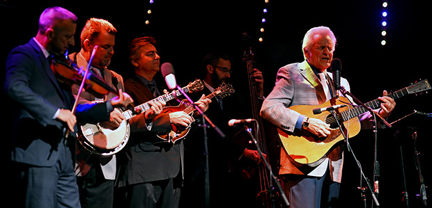 Del McCoury Band carousel