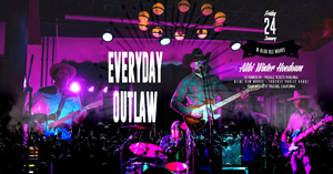 Everyday Outlaw hoedown