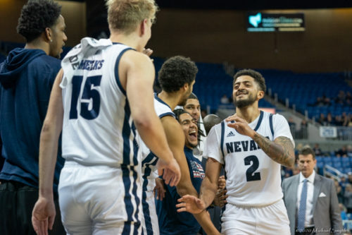 Nevada Basketball