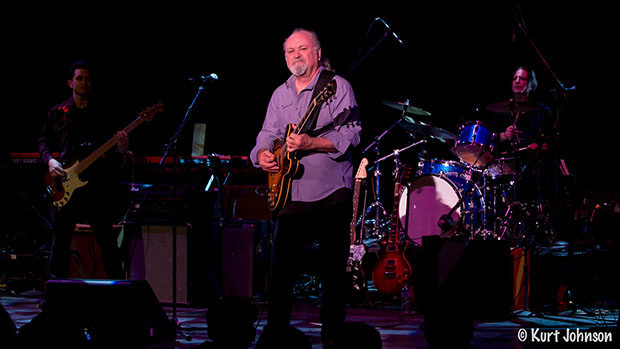 The coronavirus hit at a most inappropriate time for Tinsley Ellis. Kurt Johnson / Tahoe Onstage