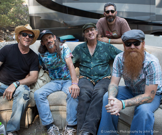 Achilles Wheel plays Wednesday, July 14, on the Valhalla Grand Lawn.