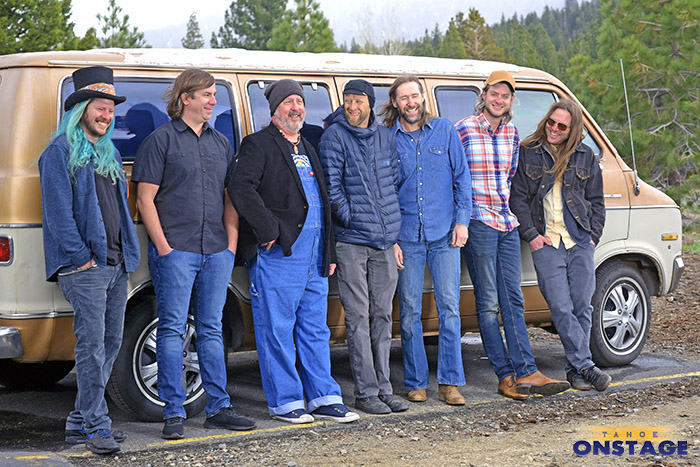 Mescalito makes the drive from South Shore to North Shore on July 23 for Music On The Beach. Tim Parsons / Tahoe Onstage