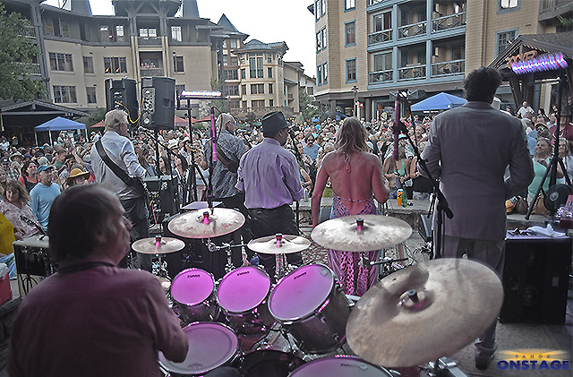 A record crowd turns out to see the Blues Monsters on Tuesday at Bluesdays in The Village at Squaw Valley. Up next: Mark Hummel & The Blues Survivors. Tahoe Onstage photos by Tim Parsons