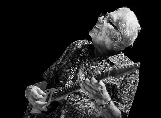 John Mayall shares the bill at Tahoe on Dec. 17 with Walter Trout.