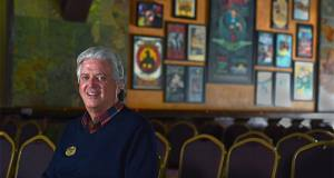 Bill Wood will continue to attend shows in the Crown Room.